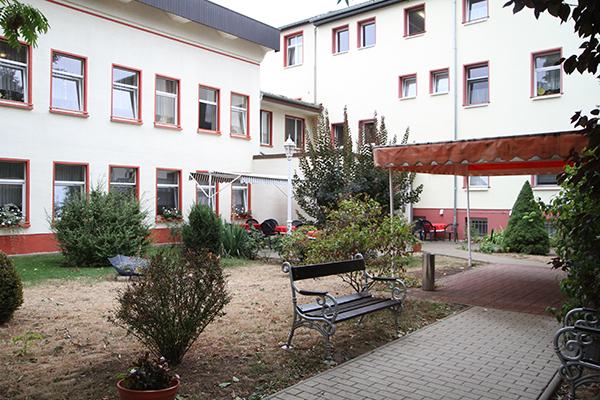 AWO Pflegeheim Artern - Unser Haus